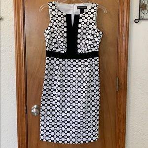 Petite Sophisticate Sleeveless Dress Size 2P